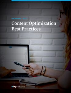 Content Optimization Best Practices