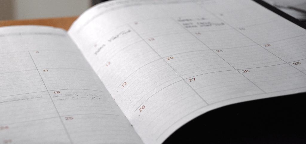 Content Calendar Options