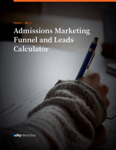 University Admissions Funnel & Marketing Calculator