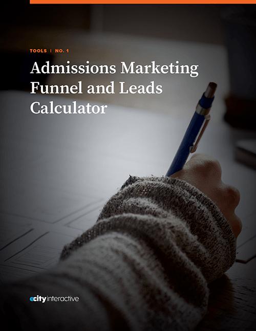 University Admissions Funnel & Marketing Calculator