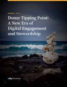 Webinar: A New Era of Digital Engagement & Stewardship