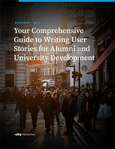 Your Comprehensive Guide to Writing User Stories for Alumni and University Development