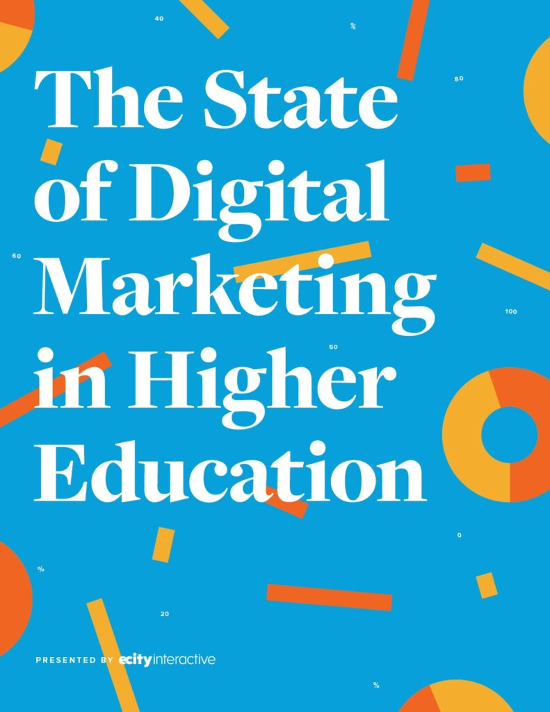 The State of Digital Marketing in Higher Education