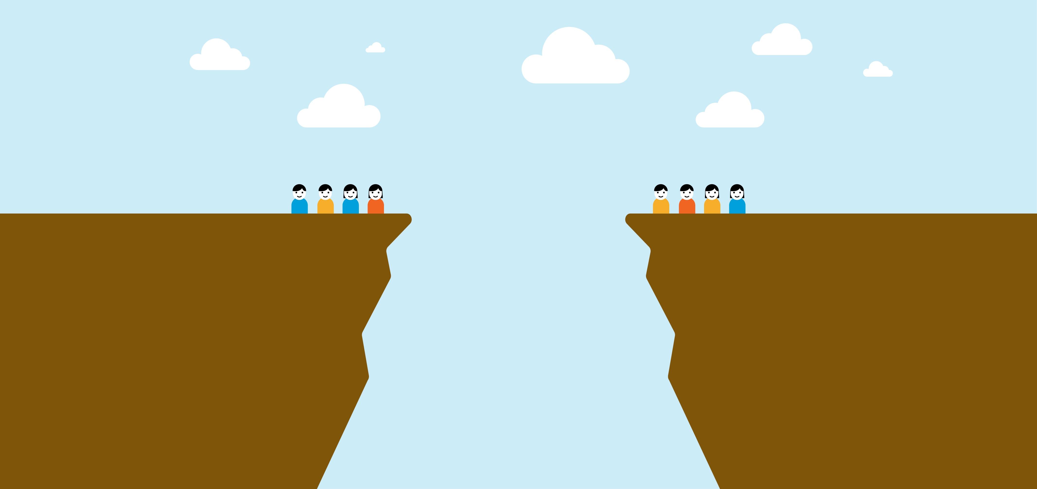 Higher Education Blogging Chasm