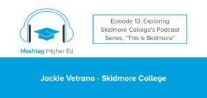 This is Skidmore Podcast