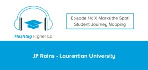 Hashtag Higher Ed Student Journey Mapping