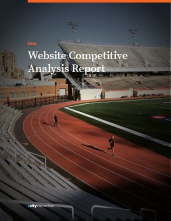 Website Competitive Analysis Report