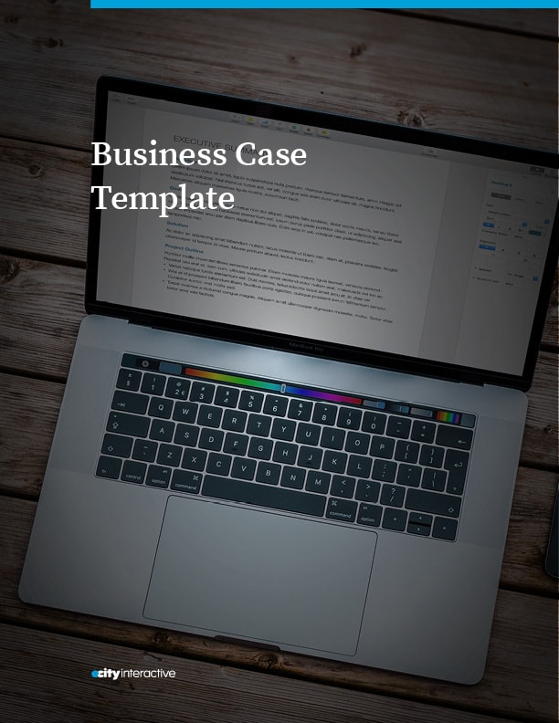 Business Case Template Download