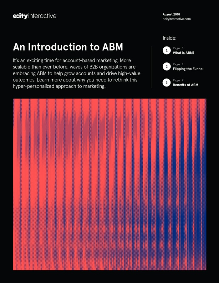 An Introduction to ABM