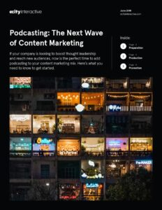 Podcasting: The Next Wave of Content Marketing